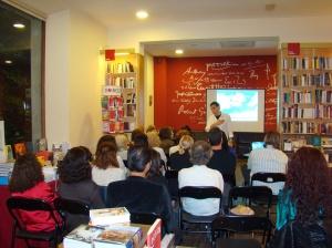Emotiva presentación en Palma